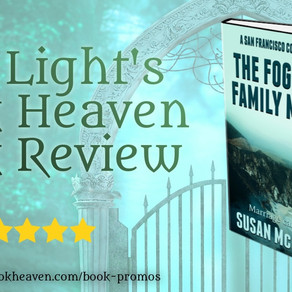 5 stars for The Fog Ladies: Family Matters by @SMcCormickBooks #cozy #murdermystery #newrelease