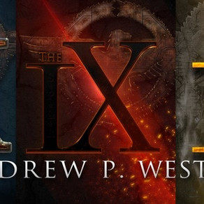 One of the Best #ScienceFiction Series Ever Written -- The IX by Bestseller @WestonAndrew #FridayRea