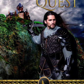 A wizard, a curse, a fated love… Rolf's Quest (A Medieval Encounter Book 1) by Award-Winning @Aubrey