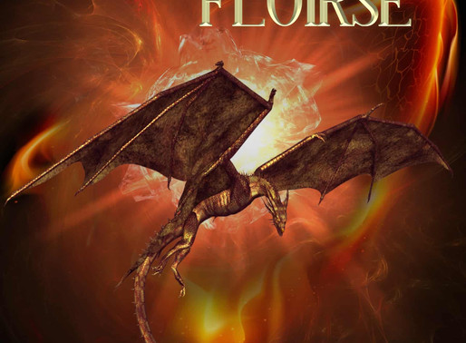 Celebrate Ireland with The Cupán of Flúirse by @foxx_ml #fantasy #books #giveaway