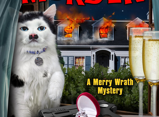Motto for Murder by USA Today Bestseller @LeslieLangtry #cozycomedy #cozymystery #FridayReads #NewRe