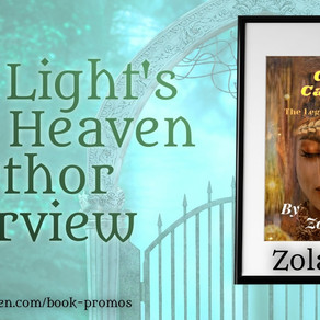 Author Interview | Meet Zola Blue @Mejuarian_Queen and her new release Gold Cavern #fantasy #readers