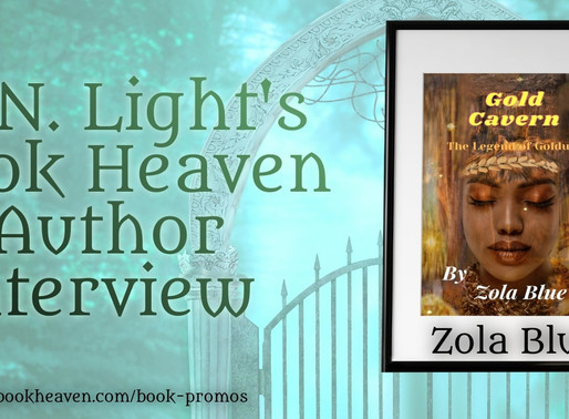 Author Interview   Meet Zola Blue @Mejuarian_Queen and her new release Gold Cavern #fantasy #readers