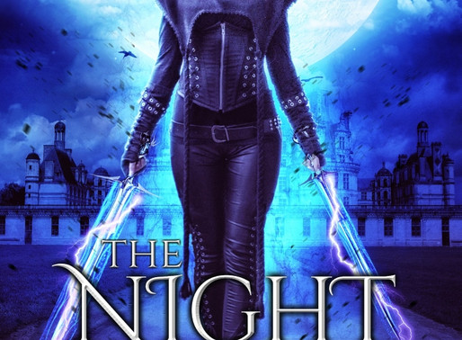 Book Review | The Night House by @JC_McKenzie #dystopian #darkfantasy #bookreview #fantasyhorror