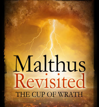 Malthus Revisited by Award-Winning @LinWilder #ChristmasinJulyFete #giveaway #thriller #dystopian #y