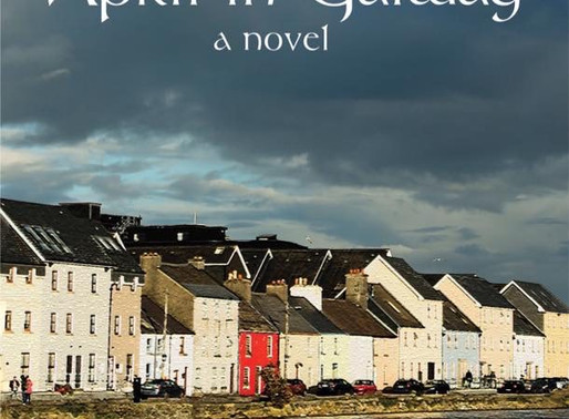Celebrate Ireland with April in Galway by Bestseller @AuthorMReynolds #romance #giveaway