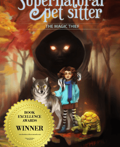 The Supernatural Pet Sitter: The Magic Thief by @DianeMoatAuthor #fantasy #books #MGLit #mustread