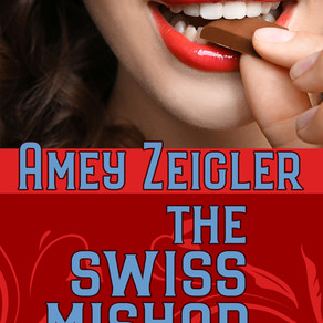 Book Heaven Wednesday presents The Swiss Mishap by @ameyzeigler #newadult #romcom #romance