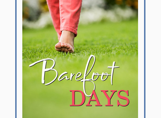 Celebrate weddings with Barefoot Days by @darlene_deluca1 #womensfiction #weddings #giveaway