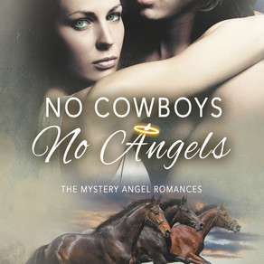 She prays Luke has one more rescue up his sleeve. . . No Cowboys No Angels by Petie McCarty @authorp