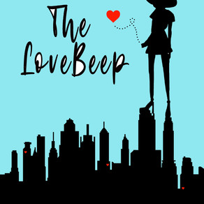Can she use it to find her true love? Or will it all be one beeping mess? The Love Beep by @Pobermei