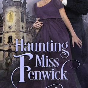 Book Review | Haunting Miss Fenwick by USA Today Bestseller @AlinaKField #Regency #bookreview #histo