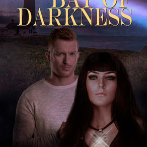Bay of Darkness by @magicstarra is a Fall Into These Great Reads pick #paranormal #giveaway