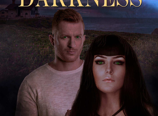Celebrate Ireland with Bay of Darkness by S.K. Andrews @magicstarra #paranormal #99cents #giveaway