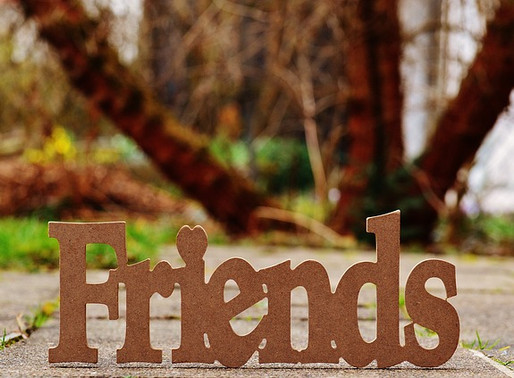 Inspirational Thought | Thank your loyal friends for always having your back #friendship #motivation