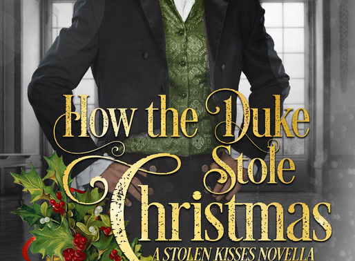 How the Duke Stole Christmas by Award-Winning Author @alannalucas27 #ChristmasinJulyFete #giveaway #
