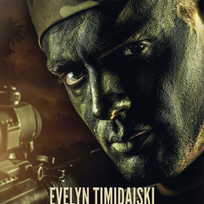 New Release | A Soldier's Honor by Evelyn Timidaiski and @WildRosePress #romanticsuspense #milit