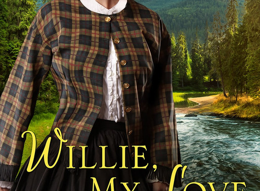 Discover historical romantic mystery with Willie, My Love by @JudyAnnDavis4 #historical #giveaway