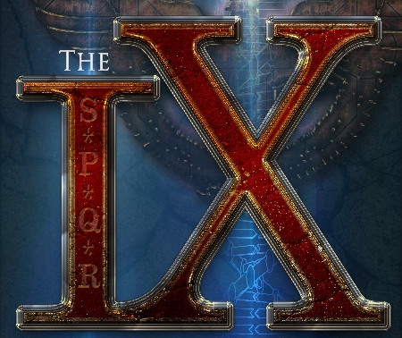 The IX by International Bestseller @WestonAndrew is a Christmas and Holiday Book Festival Pick #scie