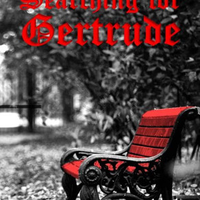 How Far Would You Go to Find the Woman You Love? Searching for Gertrude by @dehaggerty #historicalfi