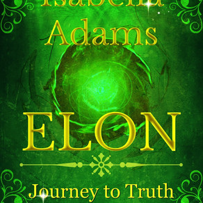 Book Review | Elon: Journey to Truth by @izzybellaadams and @fosterembry_pub #fantasy #yalit #yafant