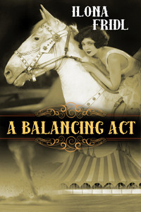 Discover historical romance with A Balancing Act by @IFridl #historicalromance #giveaway