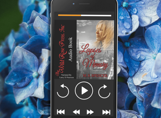 Celebrate Audiobook Month with Lapses of Memory by @msspencerauthor #romanticsuspense #audiobook #ro