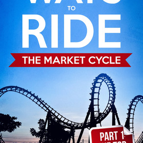Book Review | Ways to Ride the Market Cycle: Part 1: The Top by Brian Maddox @B_Matha_Maddox #invest