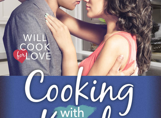 Celebrate spring with Cooking With Kandy (Will Cook for Love, Book 1) by @peggy_jaeger #romance #rom