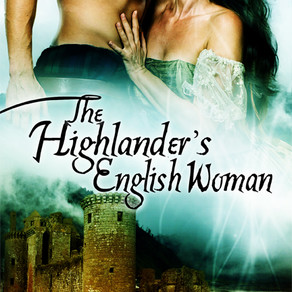 Book Review | The Highlander's English Woman by USA Today Bestseller @RuthACasie #historicalroma