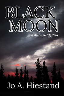 Book Review | Black Moon by Jo A. Hiestand #BritishMystery #mystery #bookreview