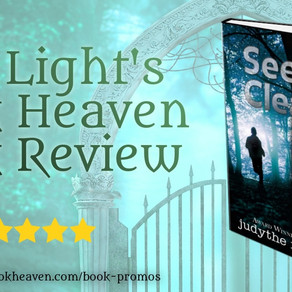 5 stars for Seeing Clearly by Award-Winning Author @Judythe2 #romanticsuspense #bookreview