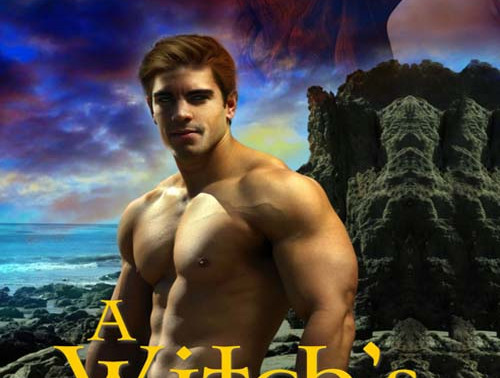 Celebrate romance with A Witch's Journey by @TenaStetler #paranormalromance #PNR #giveaway