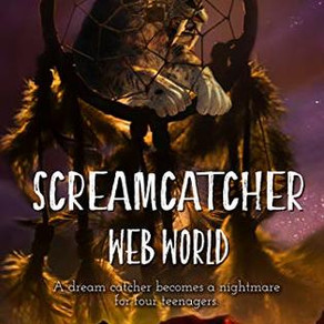 Book Review | Screamcatcher: Web World by Christy J. Breedlove @triceretops #yalit #paranormal #book