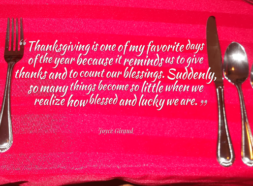 Thanksgiving is One of N.N. Light's Favourite Days of the Year and Here's Why #inspiration #