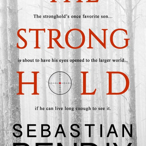 Fear is a Powerful Weapon... The Stronghold by @sebastianbendix #books #bookreview #mustread #dystop