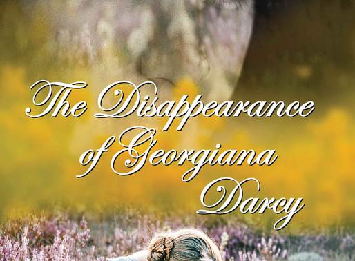 The Disappearance of Georgiana Darcy by @reginajeffers is a New Year New Books Fete Pick #giveaway