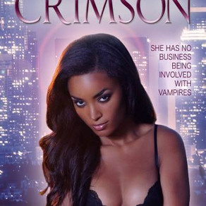 Crimson by Tamela Miles @jackiebrown20 is a Fall Into These Great Reads Pick #99cents  #paranormalro