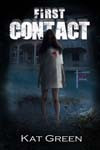 First Contact by @hauntsforsale is a Scary Reads for Halloween pick #pnr #paranormal #giveaway