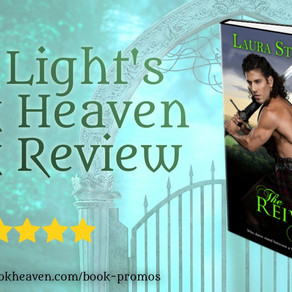 5 stars for The Reiver's Cub by @LauraSt05038951 #historicalromance #scottish #bookreview