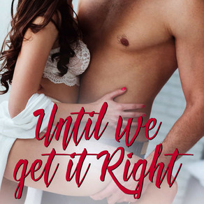 Until We Get it Right by @CadenceVonn is a Fall Into These Great Reads pick #eroticromance #giveaway