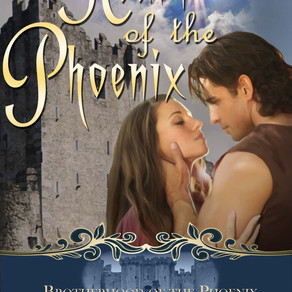 Celebrate romance with The Heart of the Phoenix by Award-Winning Author @BarbaraBettis #historicalro