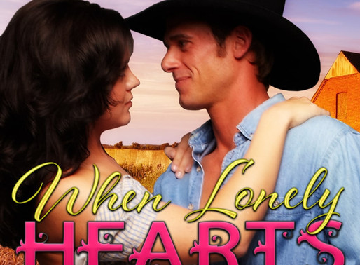 Great book for less than a buck: When Lonely Hearts Meet by @lcarrollbradd #99cents #sweetromance