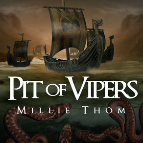 Book Review | Pit of Vipers (Sons of Kings Book 2) by @MillieThom #hisfic #bookreview #historicalfic