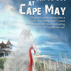 Crimson at Cape May by @OverbeckRandy is a Fall Into These Great Reads pick #paranormal #giveaway