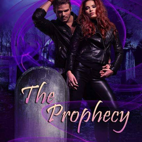 The Prophecy by @No1Bitchmaster is a Scary Reads for Halloween pick #paranormal #horror #giveaway