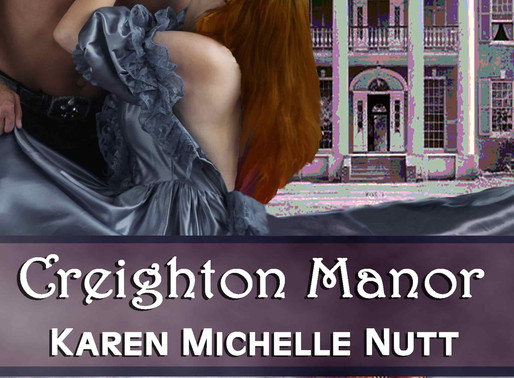 Celebrate weddings with Creighton Manor by @KMNbooks #timetravel #romance #giveaway
