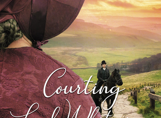 Courting Lord Whitmire by Award-Winning Author @reginajeffers #ChristmasinJulyFete #giveaway #Regenc