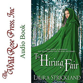 Audiobook Recommendation| The Hiring Fair by Laura Strickland @LauraSt05038951 #historicalromance #s
