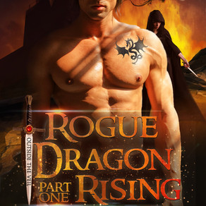 Can He Heal Her as Only His Dragon Can or Will He Be Too Late? Rogue Dragon Rising, Part One by @TJS